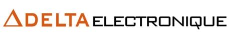 Logo Delta électronique